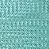 PiP Spannbettlaken Latika Perkal grün Größe 90x200 cm
