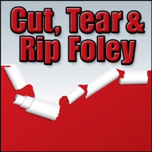 Rip, Pants - Big Pant Tear, Comedy, Cartoon Cloth, Clothing, Fabric & Leather Foley, Cut, Tear & Rip Foley
