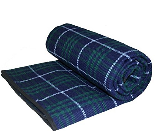 Mega_Jumblesale Jumbo Picnic Blanket Rug with PVC Waterproof Backing Size Approx 300cm x 220cm (118' x 86')