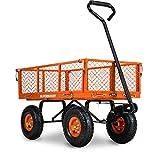 SuperHandy Wagon Utility Cart Hand Truck...