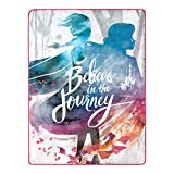 Disney 'Colorful Journey' Oversized Silk Touch Throw Blanket, 60' x 80'