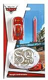 DEVINEAU 1018811 Cars BGIE Chiffre Anniversaire Figurine Plastique, Bois