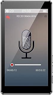مشغل الموسيقى روزو D20 3 بشاشة لمس كاملة مشغل MP3 8 جيجابايت مع مشغل فيديو راديو اف ام بي 3 مع مكبر صوت مدمج
