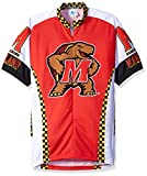 NCAA Adrenaline Promotions Maryland Cycling Jersey,XX-Large