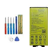 Upplus BL-42D1F Batería de repuesto compatible con LG G5 G5 Lite H820 H830 LS992 VS987 con kit de herramientas