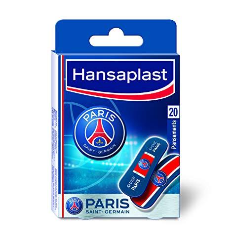 Hansaplast Pflaster mit Logo Paris Saint Germain, 2 Stück