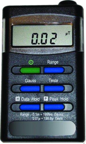 General Tools EMF1390 Electromagnetic Field Radiation Level Tester -