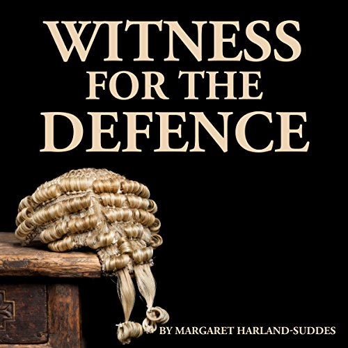 Witness for the Defence audiobook cover art
