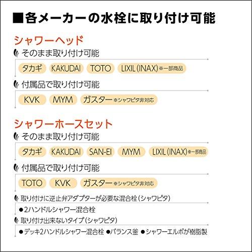 takagi(タカギ)『キモチイイシャワピタWT(JSB022)』