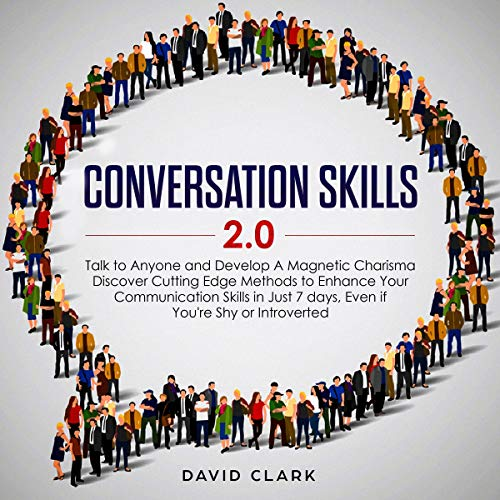 Conversation Skills 2.0 audiobook cover art