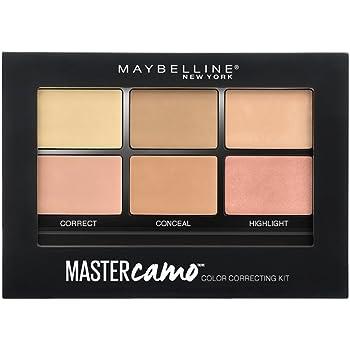 Maybelline New York Kit Corrector Master Camo - Piel media oscura