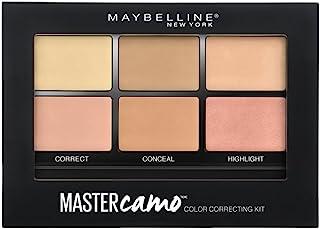 Maybelline Master Camo Color Correcting Concealer Kit Medium 6g