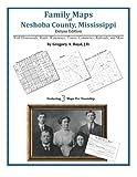 Family Maps of Neshoba County, Mississippi