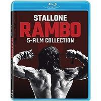 Rambo: 5-Film Collection (Blu-ray)