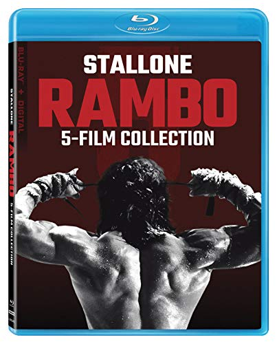 Rambo 1-5 [Blu-ray]