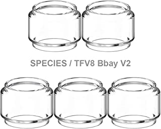 Silicone Anti Slip Band Rings Protection Skin for TFV Mini V2 Bulb Glass Attached Drip Tip Cover