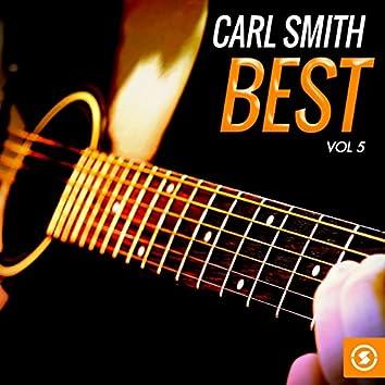 Carl Smith Best, Vol. 5