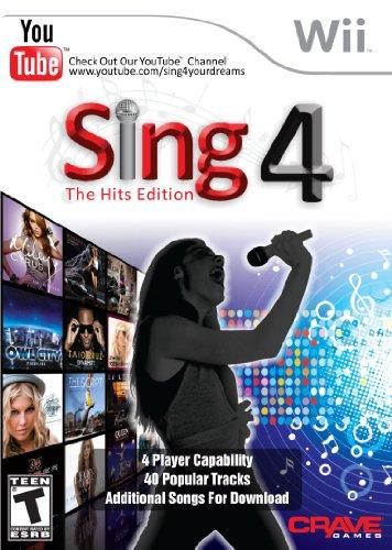 The Hits Edition mit Mikrofon, Nintendo Wii