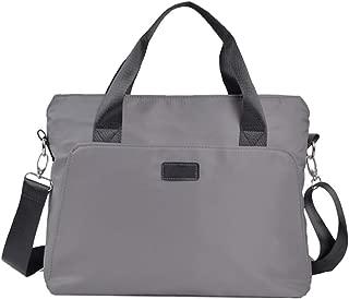 Zyyqt Men's Business Bag, Laptop Bag Oxford Business Men's Handbag Shoulder Messenger Bag
