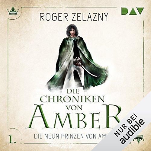 Die neun Prinzen von Amber (Die Chroniken von Amber: Corwin-Zyklus 1) Titelbild