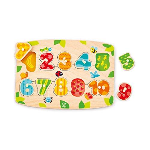 Hape E1404 Zahlenpuzzle