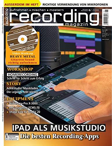 iPad als Musikstudio - die besten Recording Apps im recording magazin