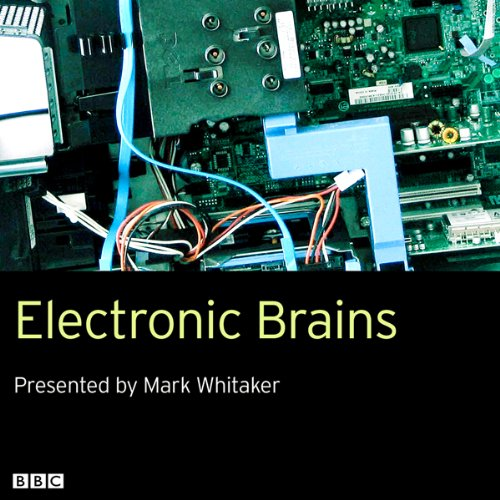 Electronic Brains audiobook cover art