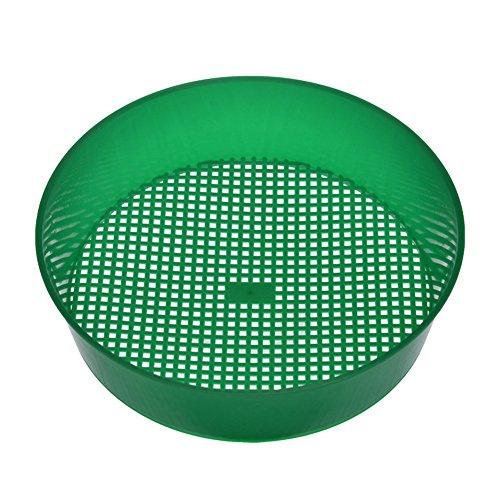 Fayeille - Siebe in Grün, Größe 20.8x18.4x5.3cm