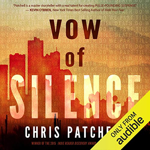 Vow of Silence audiobook cover art