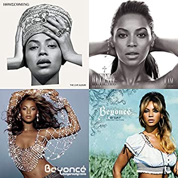 Beyoncé: grandes éxitos