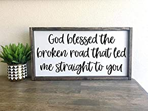 House Blessing Rustic Wood Plaque Vertical Plaques Wall Art /& Tabletop Decoration for Your Home or Office A House Blessing within this house may Gods Peace abide... Easel /& Hanging Hook 6x9 Inch