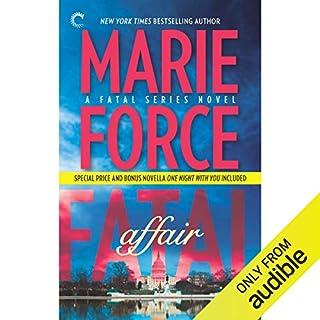 Fatal Affair audiobook cover art