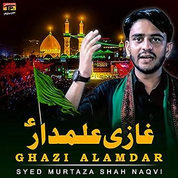 Ghazi Alamdar - Single