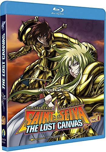 Saint Seiya: The Lost Canvas Vol. 1 [Blu-ray] [blu_ray] [2010]