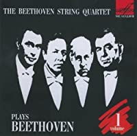 String Quartets by LUDWIG VAN BEETHOVEN (2008-10-20)