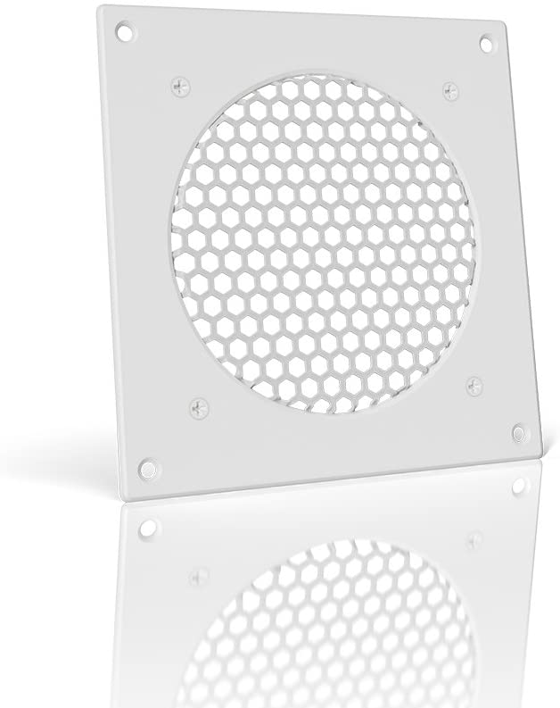 AC Infinity White Ventilation Grille 6