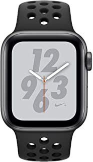 Apple Watch Series 4 Nike+ - 44mm Space Gray Aluminum Case with Anthracite/Black Nike Sport Band, GPS , watchOS 5