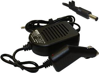 Power4Laptops Adaptador CC Cargador de Coche portátil Compatible con Samsung NP-SF510-S02PL