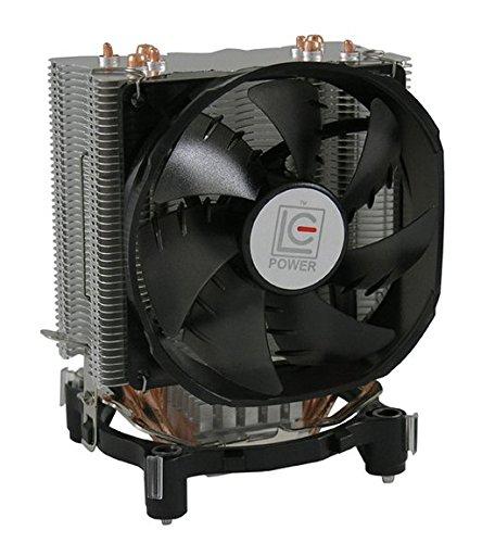LC-Power LC-CC-100 Cosmo Cool Prozessorlüfter für Intel/AMD (170 Watt) Blue Light