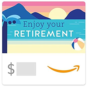 Best retirement amazon gift card Reviews