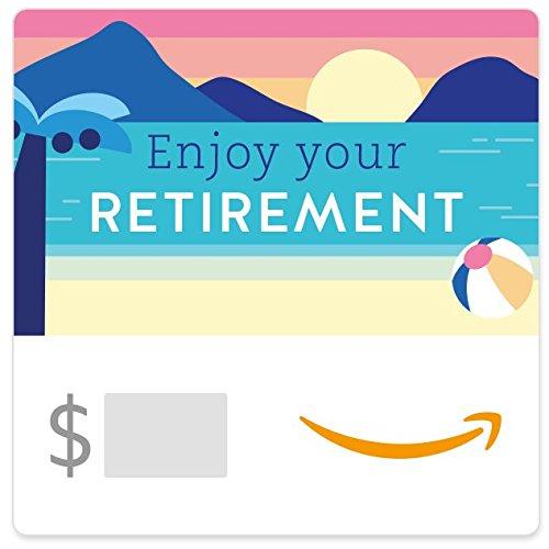 Amazon eGift Card - Enjoy Your Retirement