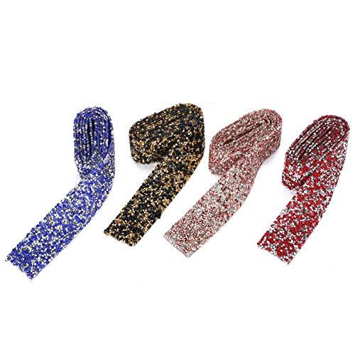 Accesorios de ropa duraderos Cadena de diamantes de imitación de resina Etiqueta de diamantes de imitación calientes Regalos del día de la madre Disfraces Vestidos Zapatos para árboles de