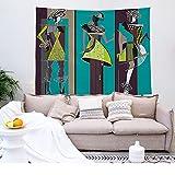 YDyun Tapiz Dormitorio Sala Dormitorio Decoración Tapiz de decoración de Dormitorio de habitación de Tela Colgante
