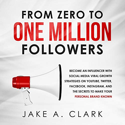 From Zero to One Million Followers cover art