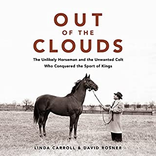 Out of the Clouds audiobook cover art