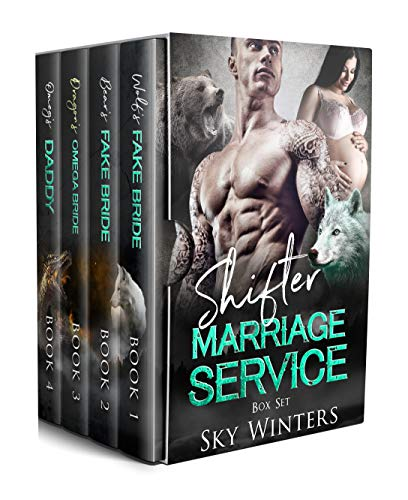 Shifter Marriage Service : A Four Book Box Set