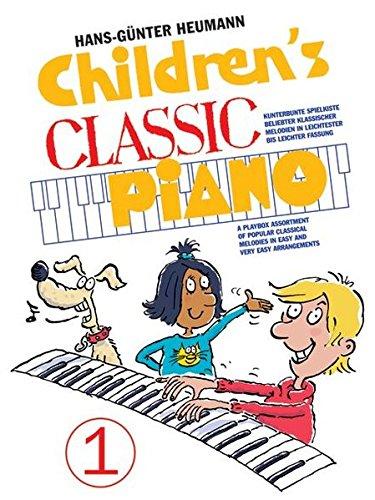 Children's Classic Piano 1: Sammelband für Klavier