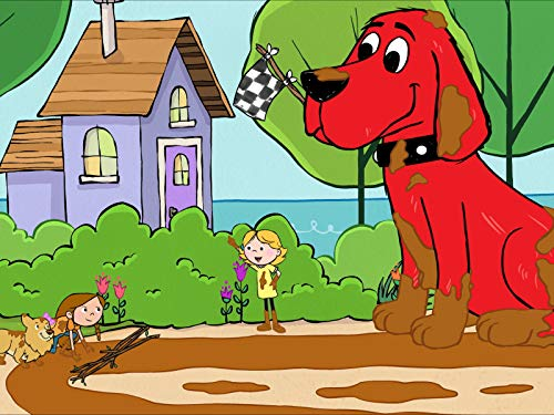 Muddy Buds Hit the Suds/Lights, Camera, Clifford!