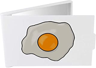 'Fried Egg' Compact / Travel / Pocket Makeup Mirror (CM00024325)