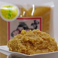 [手作り味噌]雪っ子 山ぶき味噌 8kg(箱詰め)(昔ながらの本格みそ)